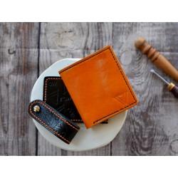 RAW: Usnjena denarnica VAULT