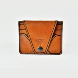 RAW: Usnjena denarnica Fulcrum