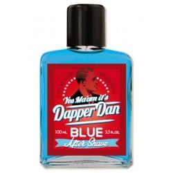 Dapper Dan Vodica po britju BLUE 100 ml