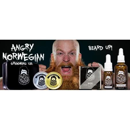 Angry Norwegian