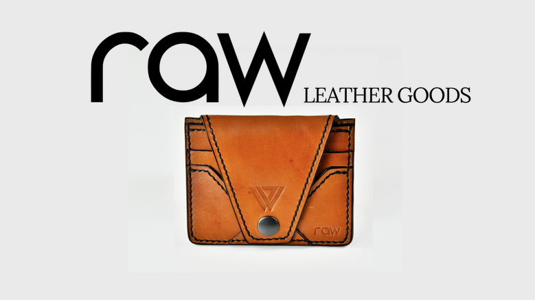 Raw Leather Goods
